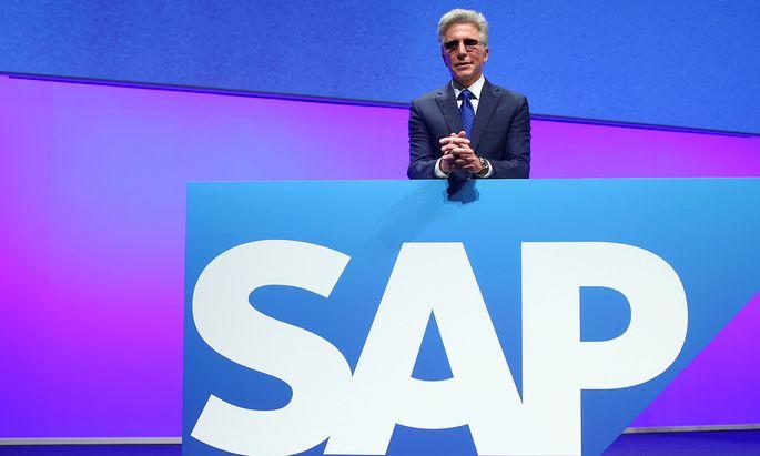 Bill McDermott hat seit 2010 den Chefposten beim Softwareriesen SAP inne.