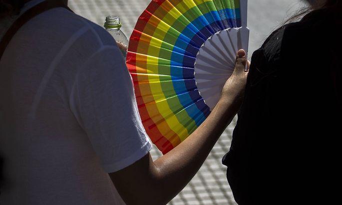 Was man in Ägypten nicht sein darf: schwul.