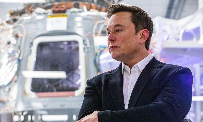 Tesla-Chef Elon Musk investiert in Deutschland