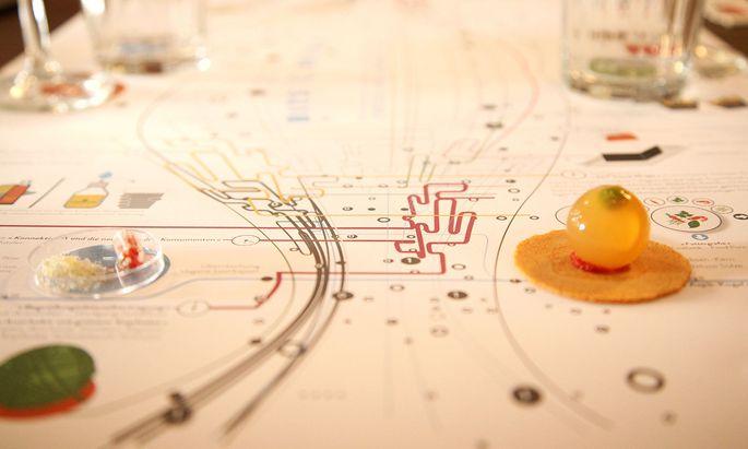 """Unter dem Titel """"Bits & Bites"""" wurde bereits beim Gastrosophicum 2016 über die Zukunft des Essens diskutiert."""