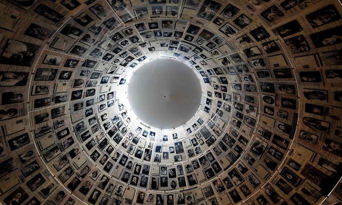 Yad Vashem Holocaust-Gedenkstätte in Jerusalem