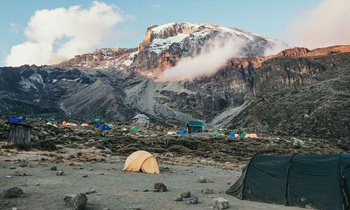 Ein Aufstieg auf den Kilimandscharo gleicht keinem Spaziergang.