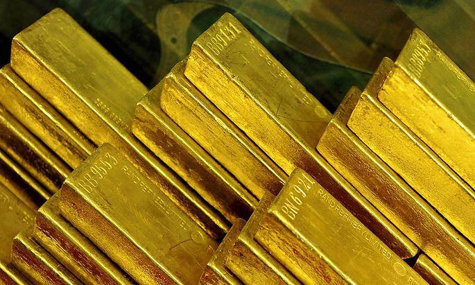 CZECH REPUBLIC ECONOMY GOLD