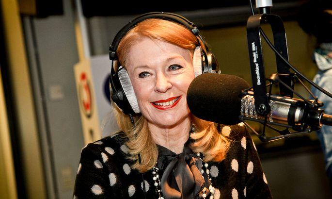 """Die – so die Selbstbeschreibung auf ihrer Homepage – """"First Lady unter den Sternen"""": Gerda Rogers (übrigens Steinbock mit Aszendent Skorpion) wird 75."""