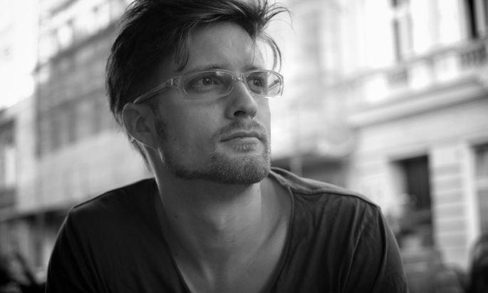 5 mal 5 Fragen an Severin Koller