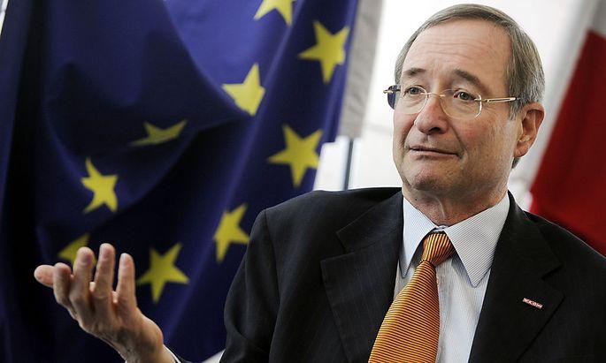 Wirtschaftskammer-Präsident Christoph Leitl
