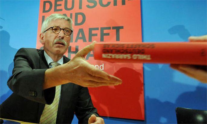 Sarrazin nutzte BundesbankRessourcen fuer