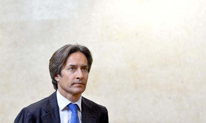 Ex-Finanzminister Karl-Heinz Grasser