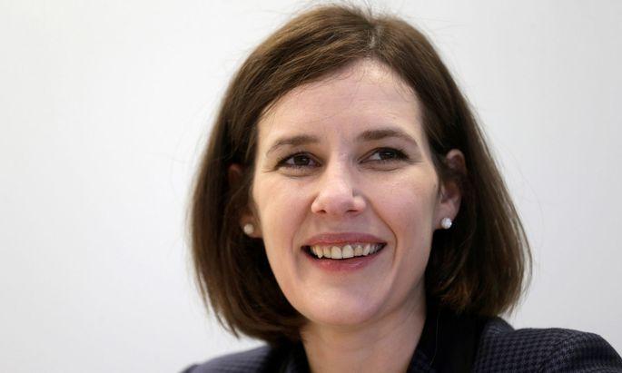 Die Lettin Dana Reizniece-Ozola bewirbt sich als einzige Frau um den Eurogruppen-Vorsitz