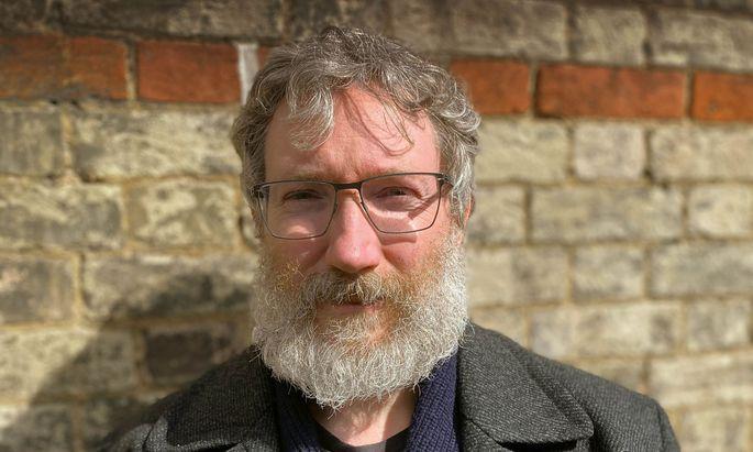 Mit allen Wassern gewaschen: Der britische Autor Stuart Turton sieht selbst ein wenig wie ein Seemann aus.