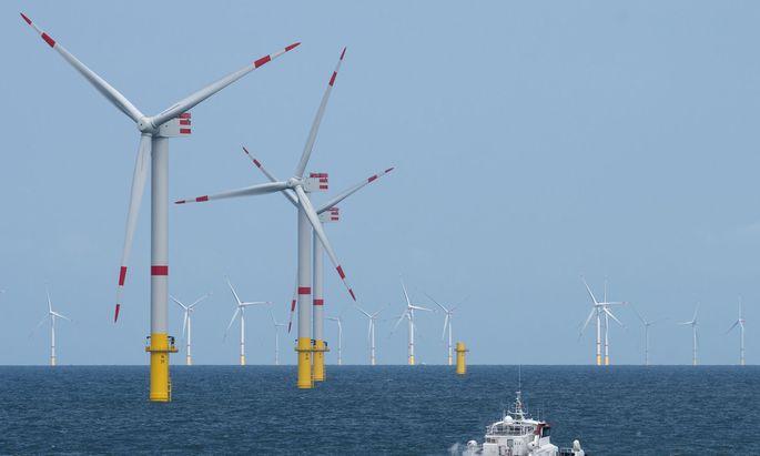 Offshore-Windenergie