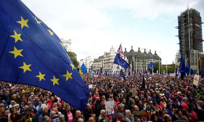 EU auf weiteren Aufschub des Brexits gefasst