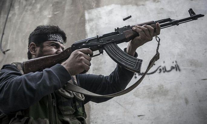Keine Waffenruhe in Syrien - Gefechte nahe der Türkei