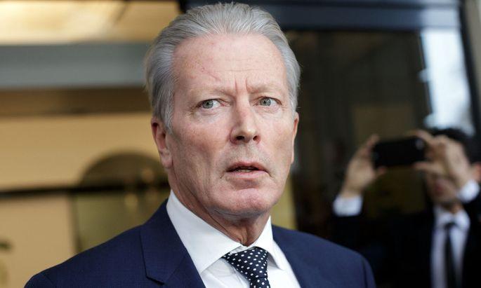 Vizekanzler und Wirtschaftsminister Reinhold Mitterlehner (ÖVP)