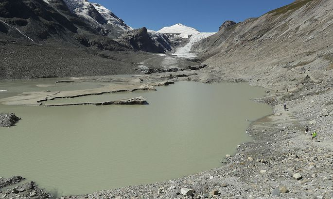 Europe´s Melting Glaciers: Pasterze
