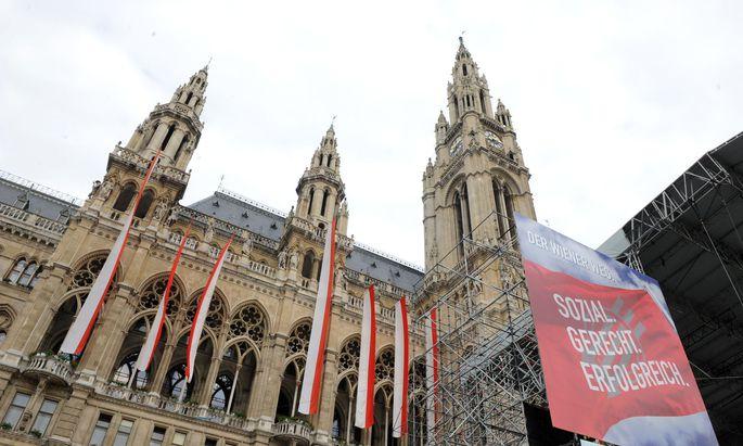 Symbolbild: Wiener Rathaus
