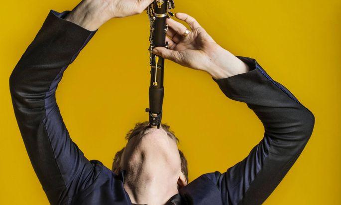 Klarinettist Martin Fröst