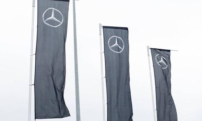 Auch Autos von Daimler sind von Rückrufen betroffen. Welche genau, kann man auf der Homepage abfragen.