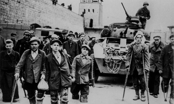 Die Waechter - Erinnerungen an Mauthausen