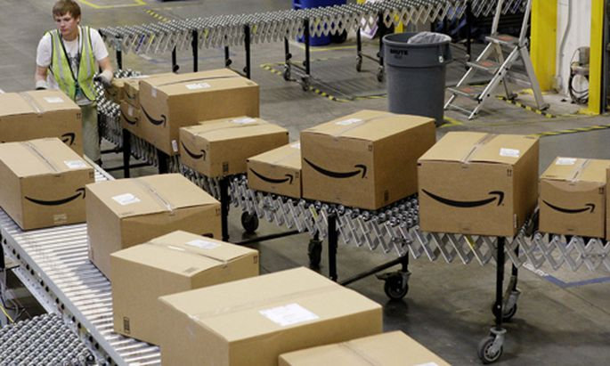 Amazon startet Gewinnsprung neue