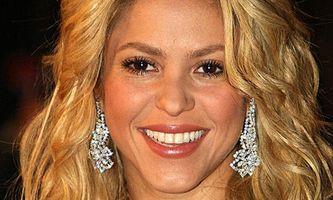 Shakira: Geburtstagsfeier in Tschetschenien