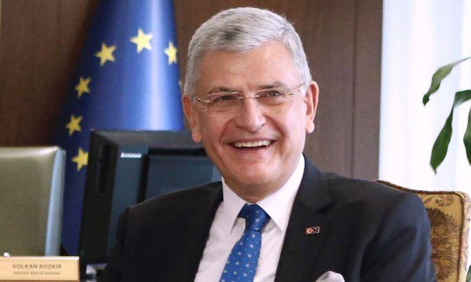Die Türkei fühlt sich jetzt endlich als Teil der europäischen Familie, sagt der türkische Europaminister Bozkır.