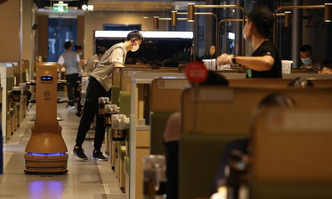 Die Restaurants von Haidilao sind in China vor allem für ihr exzellentes Service bekannt.