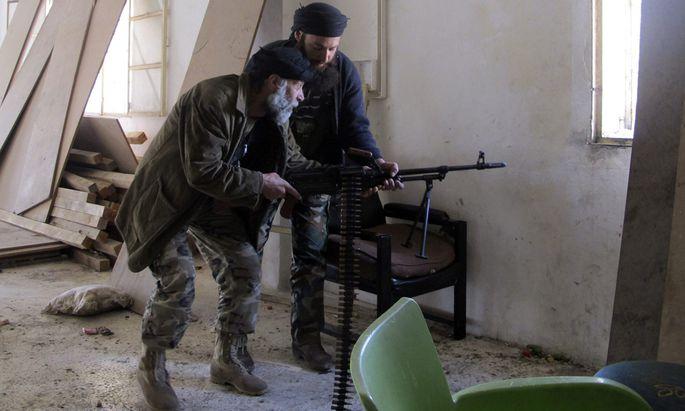 Syrien Waffenembargos