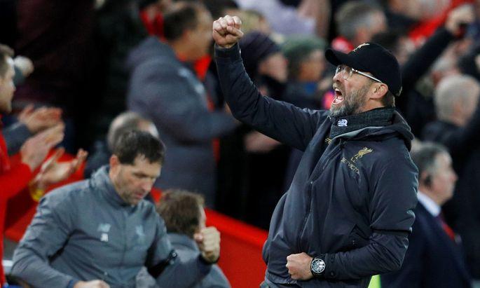 Jürgen Klopp und der FC Liverpool wittern in dieser Saison ihre große Chance.