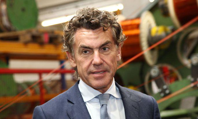 Michael Tojner macht Varta-Aktien zu Geld