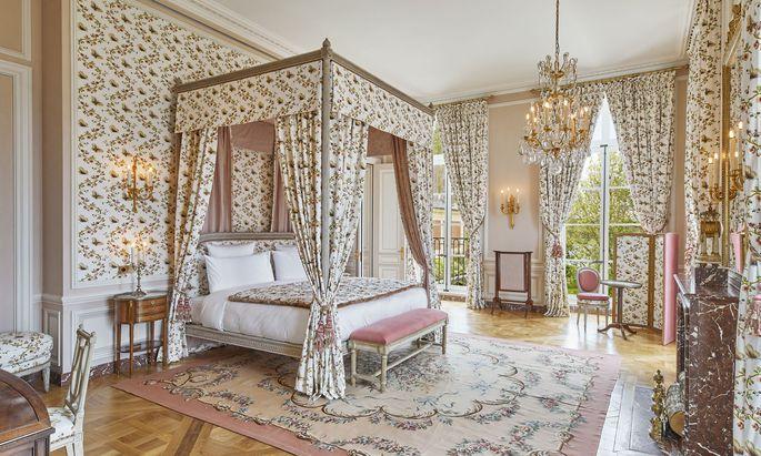Königlicher als auf den Gründen von Versailles kann man wohl nicht residieren.