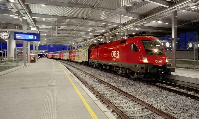 Ab 15. Dezember ist auch die S-Bahn an den Wochenenden nachts unterwegs