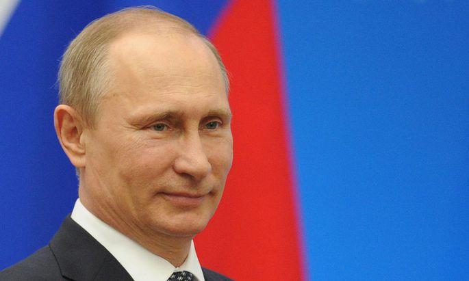 Wladimir Putin, Krim