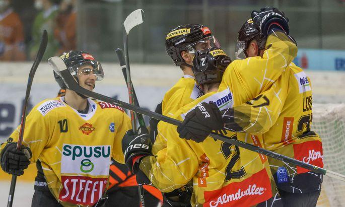 ICE HOCKEY - ICEHL, Capitals vs 99ers
