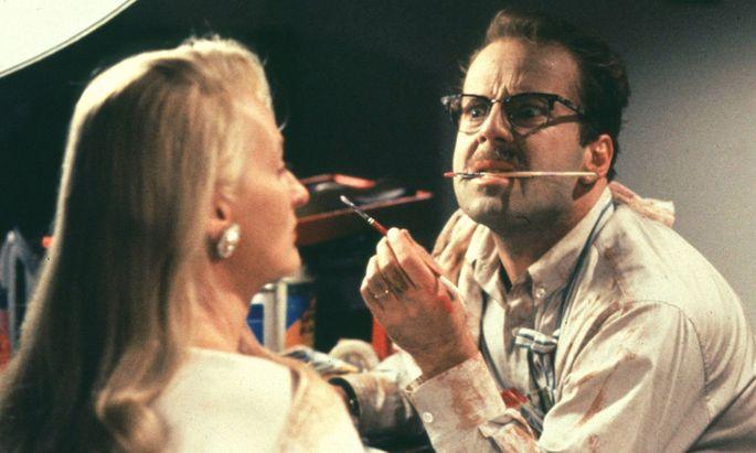 """Themenbild: Meryl Streep und Bruce Willis in """"Der Tod steht ihr gut"""""""