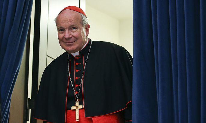 Kardinal Christoph Schönborn ließ mit überraschenden Worten beim Red Ribbon Celebration Conert aufhorchen. (Archivbild)