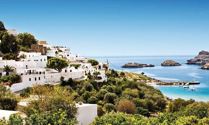 Griechenland erfreut sich bei Ruefa großer Beliebtheit.