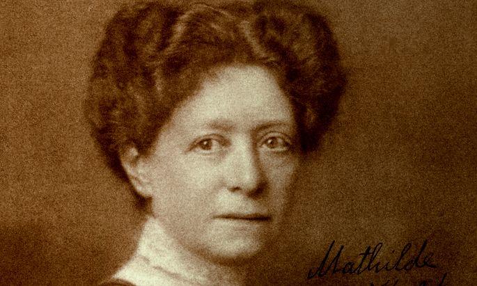 Mathilde Kralik von Meyrswalden. Der Bruckner-Schülerin ist ein Schwerpunkt gewidmet.