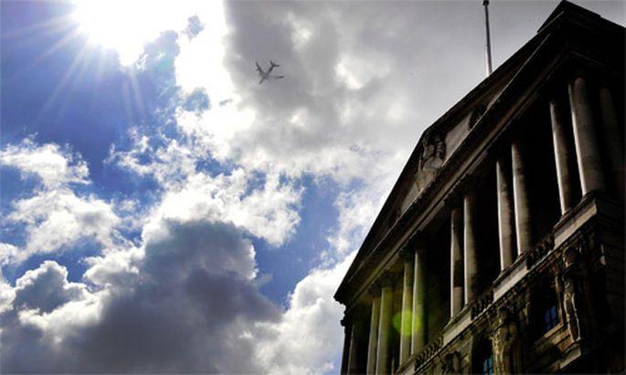 zeigen LiborAffaere britische Notenbank