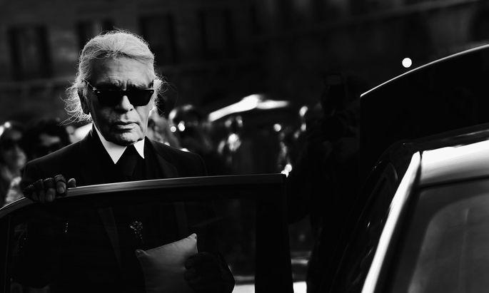 Karl Lagerfeld, 2015