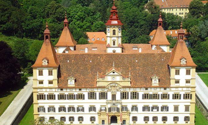 Grazer Schloss Eggenberg Weltkulturerbe