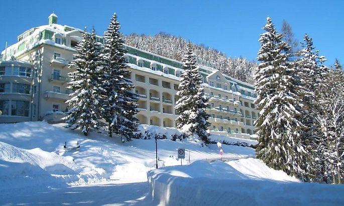 Das Panhans, gegründet 1888, war vor den Weltkriegen eines der wichtigsten Grand Hotels Europas.