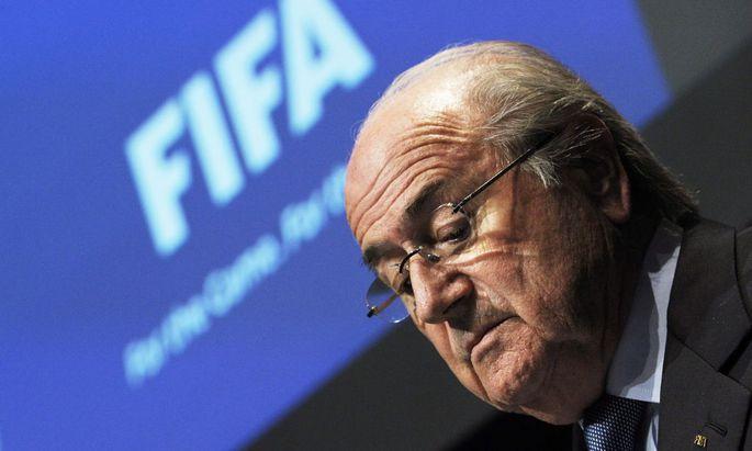 FILE SWITZERLAND FIFA