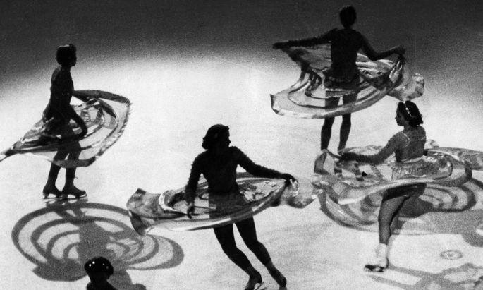 Berlin: Vorstellung des Wiener Eisballetts