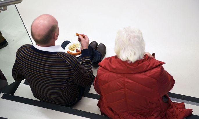 Der Zustrom in die Pension hat 2020 zugenommen.