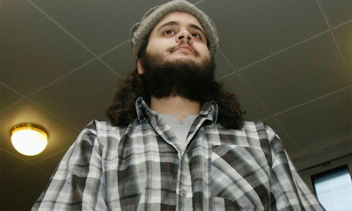 Archivbild: Mohamed M. im Februar 2009.