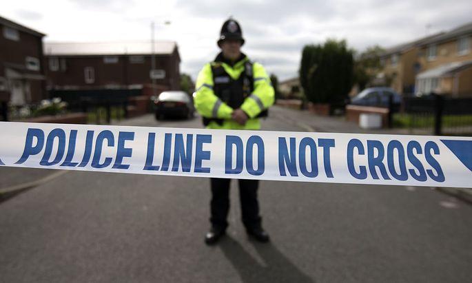 Die Polizei fahndet weiter nach dem Netzwerk hinter dem Attentat in Manchester.