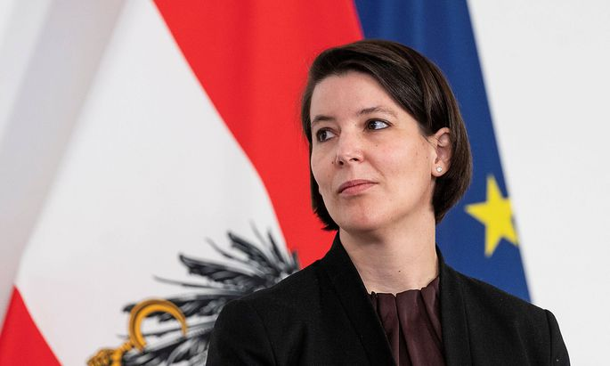 20210319 Constituent meeting of the new Austrian high council of health appointed by Health Minister VIENNA, AUSTRIA - M