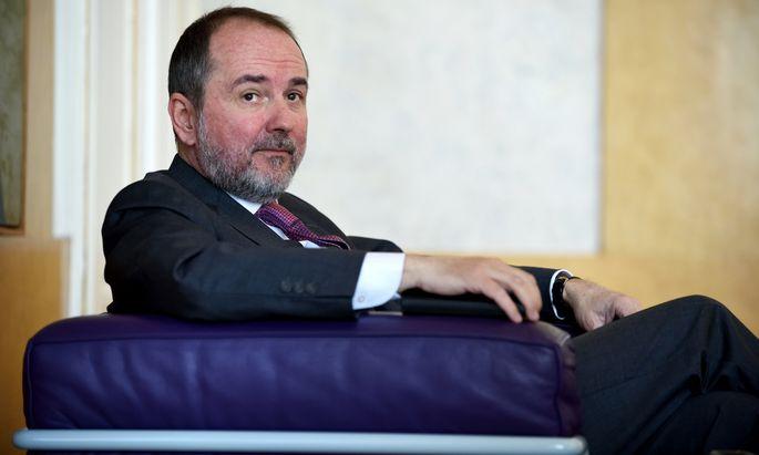 Kanzleramtsminister Thomas Drozda (SPÖ9