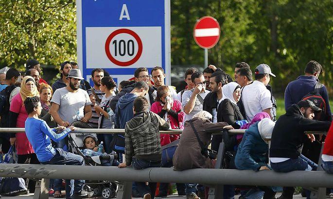 Bayerns Innenminister: Österreich missachtet EU-Recht